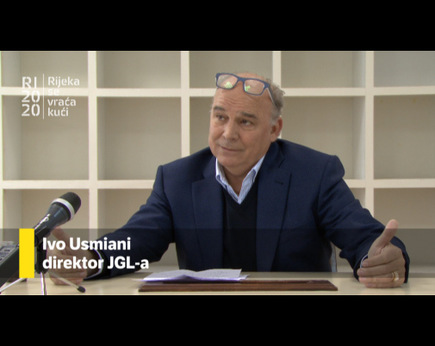 Ivo Usmiani, mr. pharm. spec. - Direktor JGL